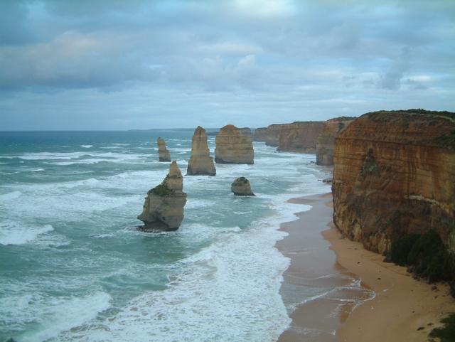 オーストラリア 12人の使徒