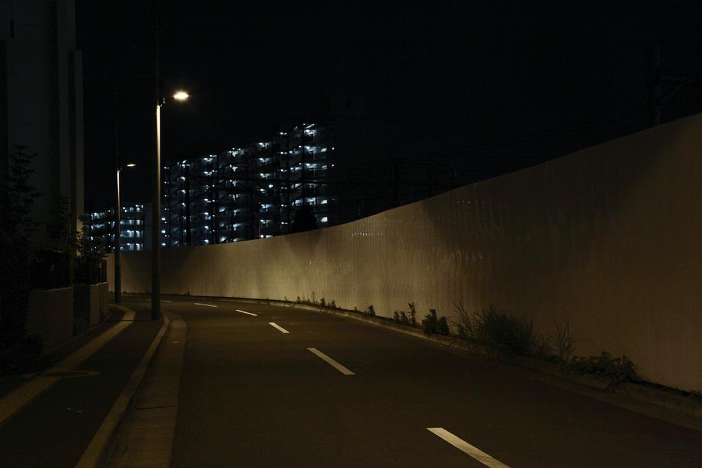 光のキャンバス通り