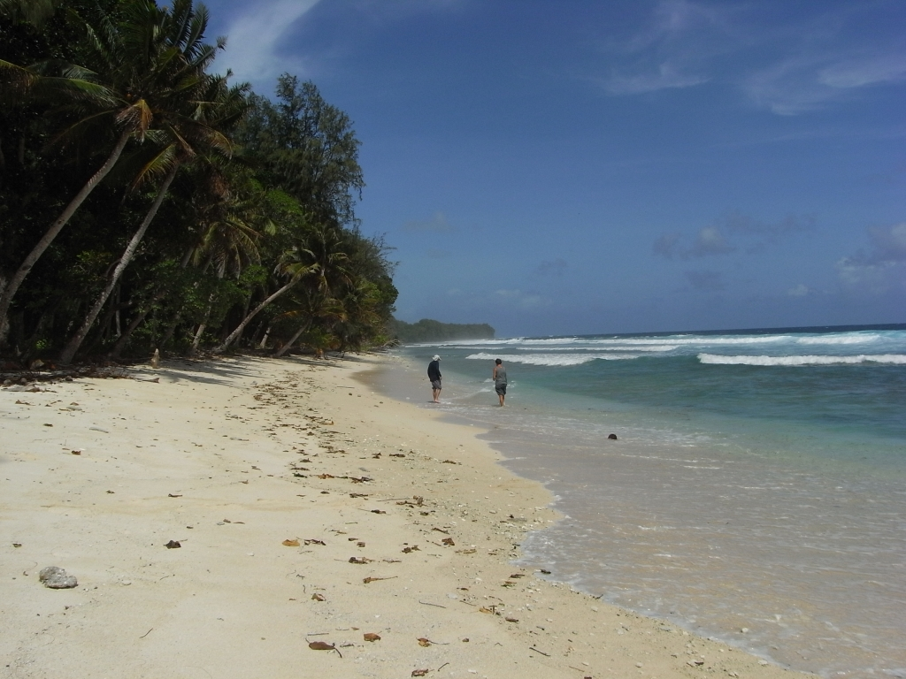 Honeymoon Beach