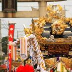CANON Canon EOS 40Dで撮影した人物(播州秋祭り)の写真(画像)