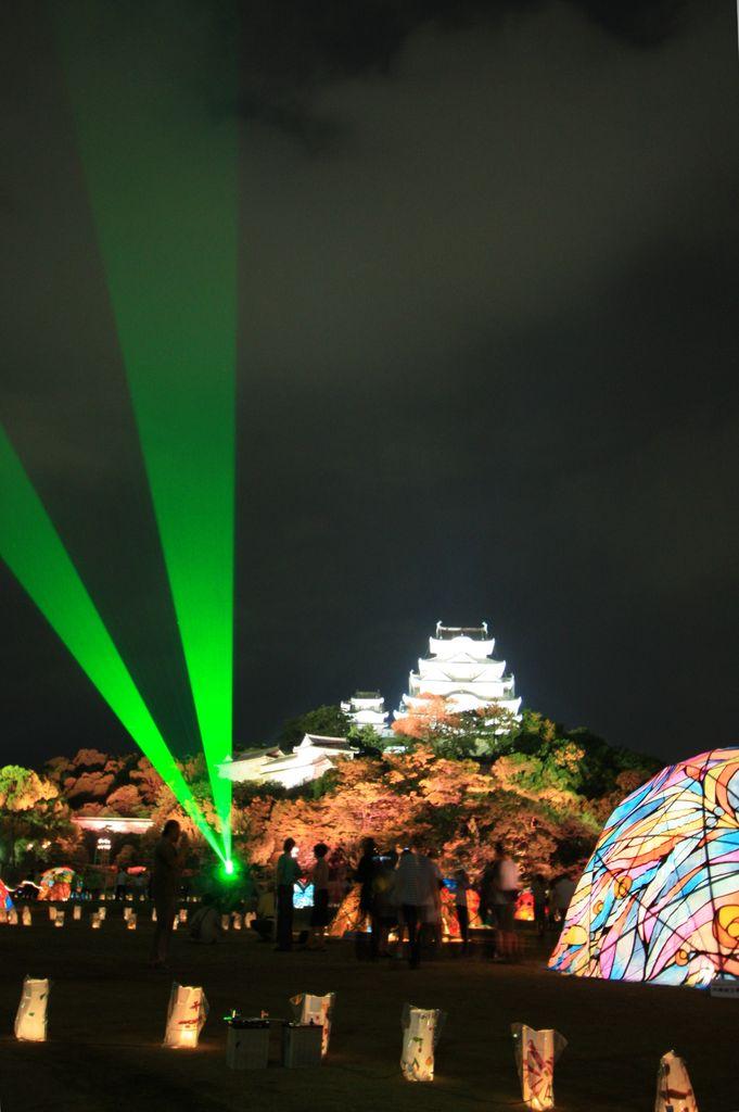 お城祭り4