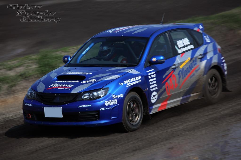 2009全日本ダートトライアル選手権 第2戦