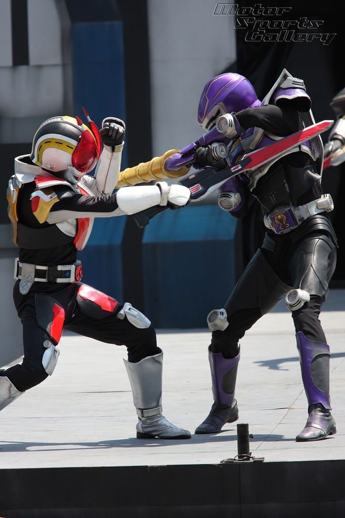 仮面ライダーショー2009