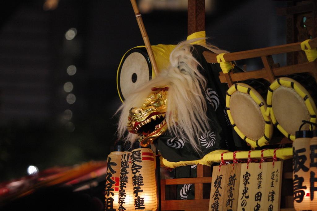2008川越祭り