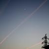 ひこうき雲 4筋