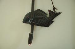 鯛の自在鉤