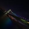 虹色の架け橋・・・