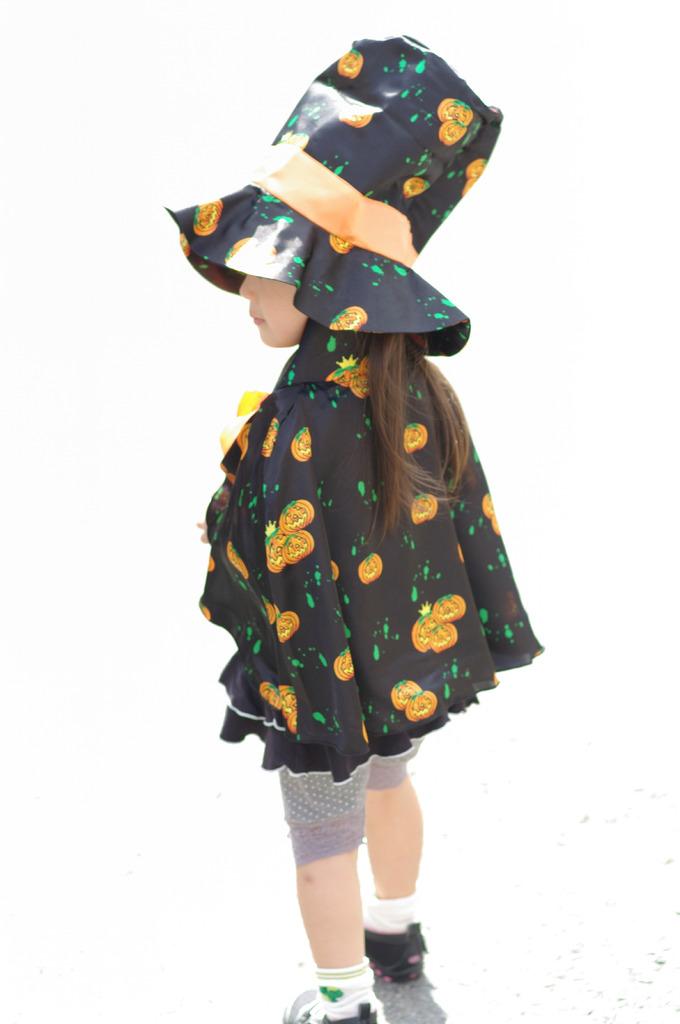 ハロウィンの娘