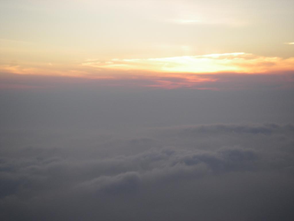 富士 御来光 2008/7/20