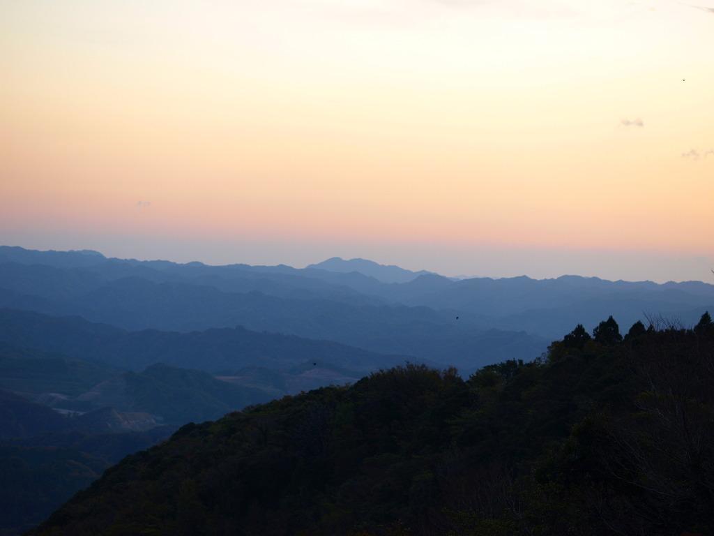鹿野山九十九谷