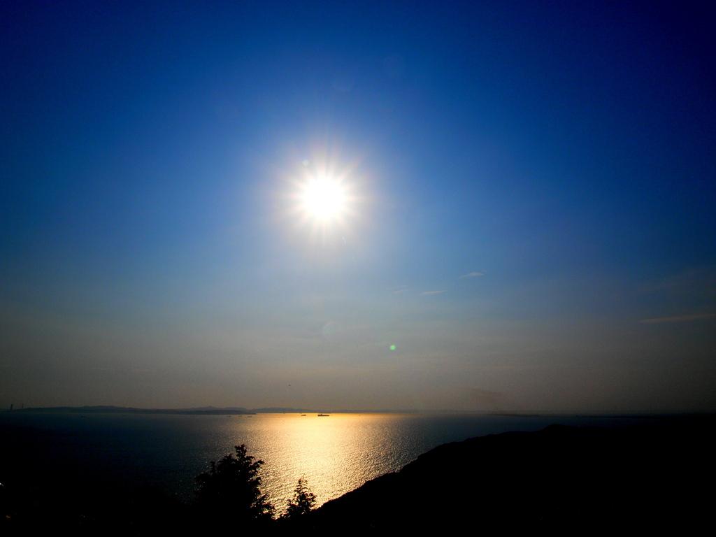 夏色・太陽