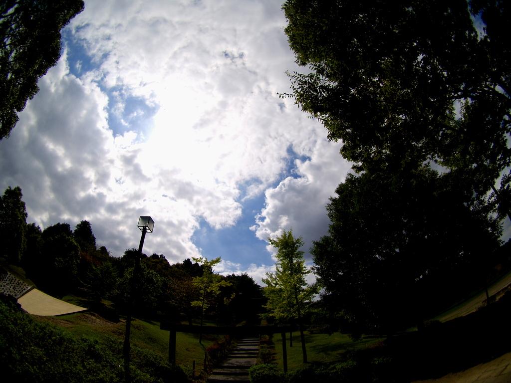 もくもく雲