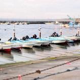 ジオラマな牛込漁港