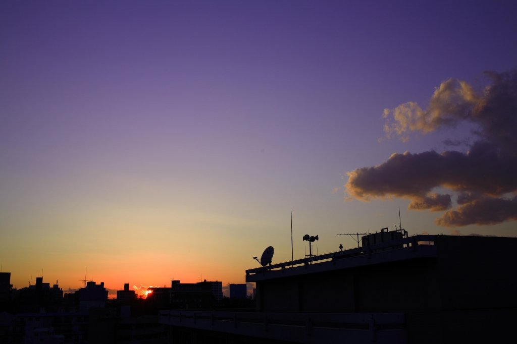Twilight Gradation