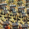 Wat Arun の装飾