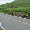 東阿蘇登山道の土砂崩れ