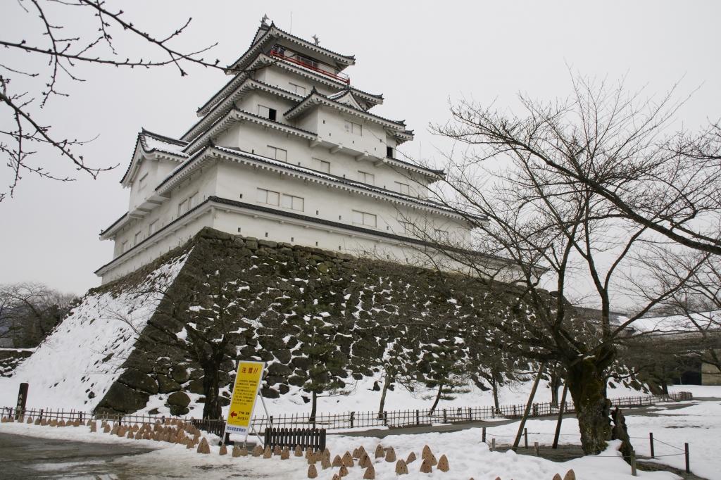 会津若松 鶴ケ城