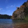 秋の大沼池