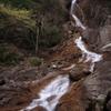 うるう滝(長野県南木曽町)