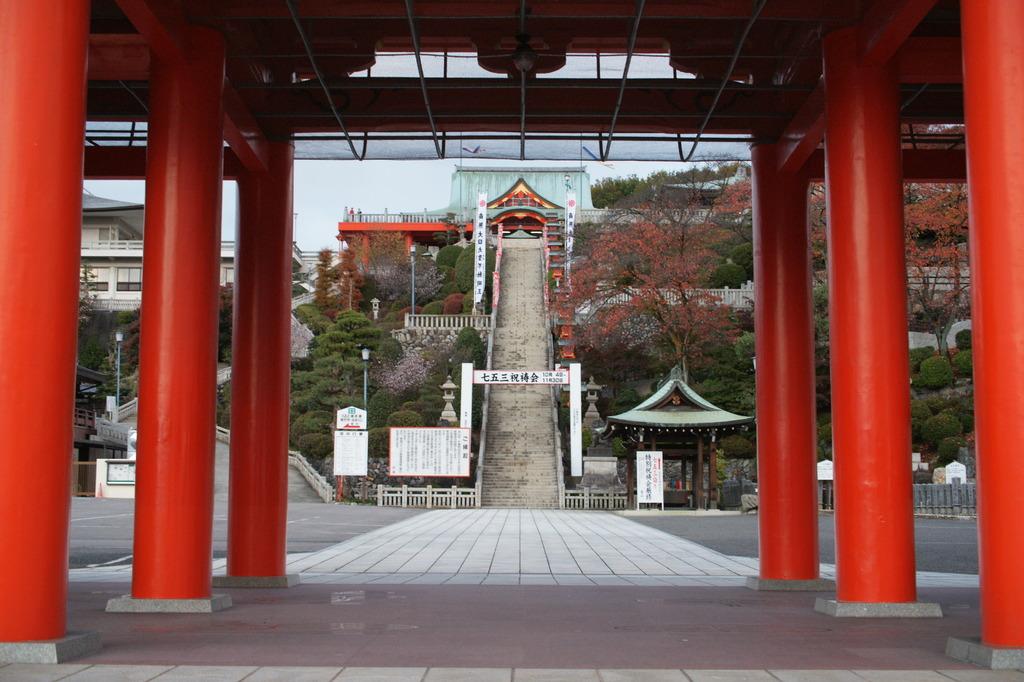 5555 犬山成田山