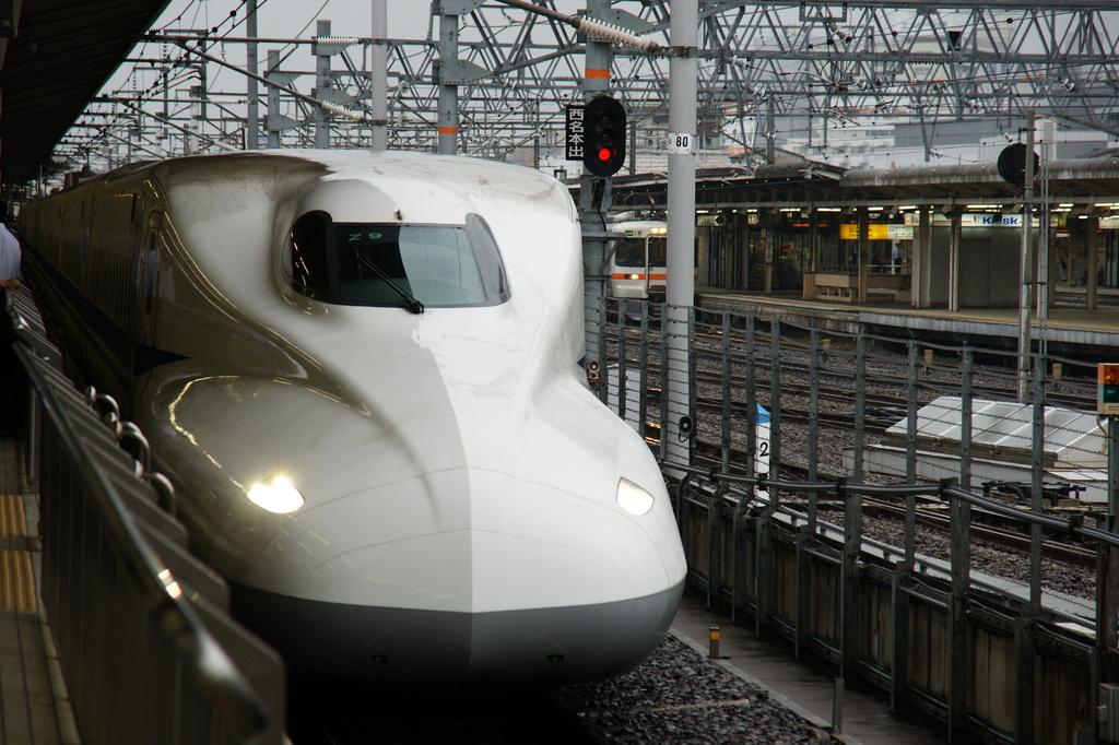 N700 名古屋駅