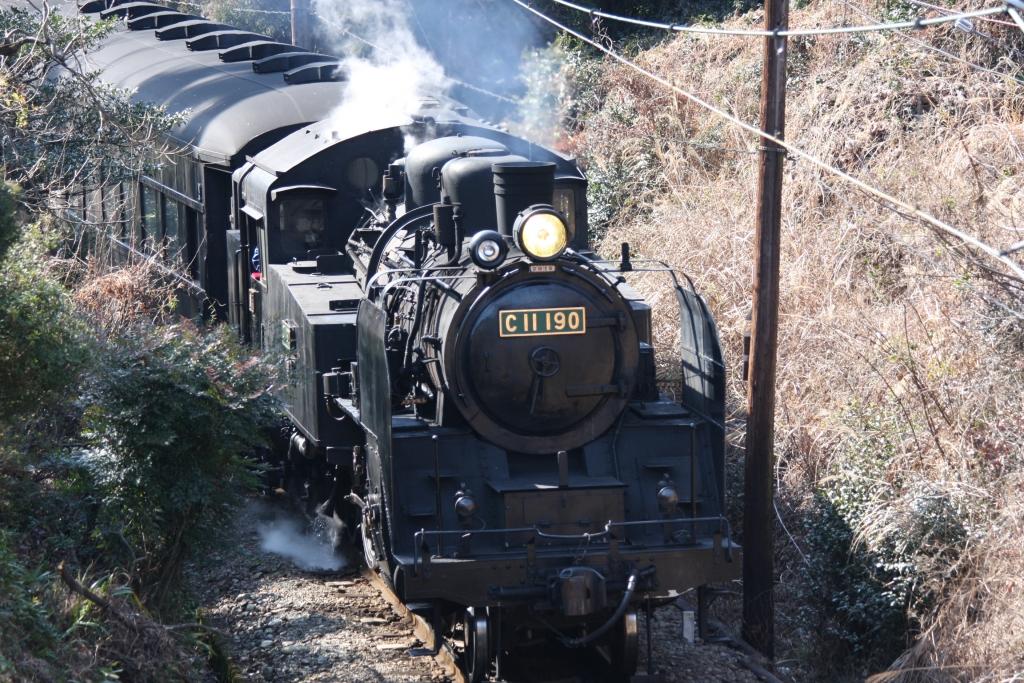 大井川鉄道SL2