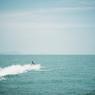 その他のカメラメーカー その他のカメラで撮影した風景(海を走る)の写真(画像)