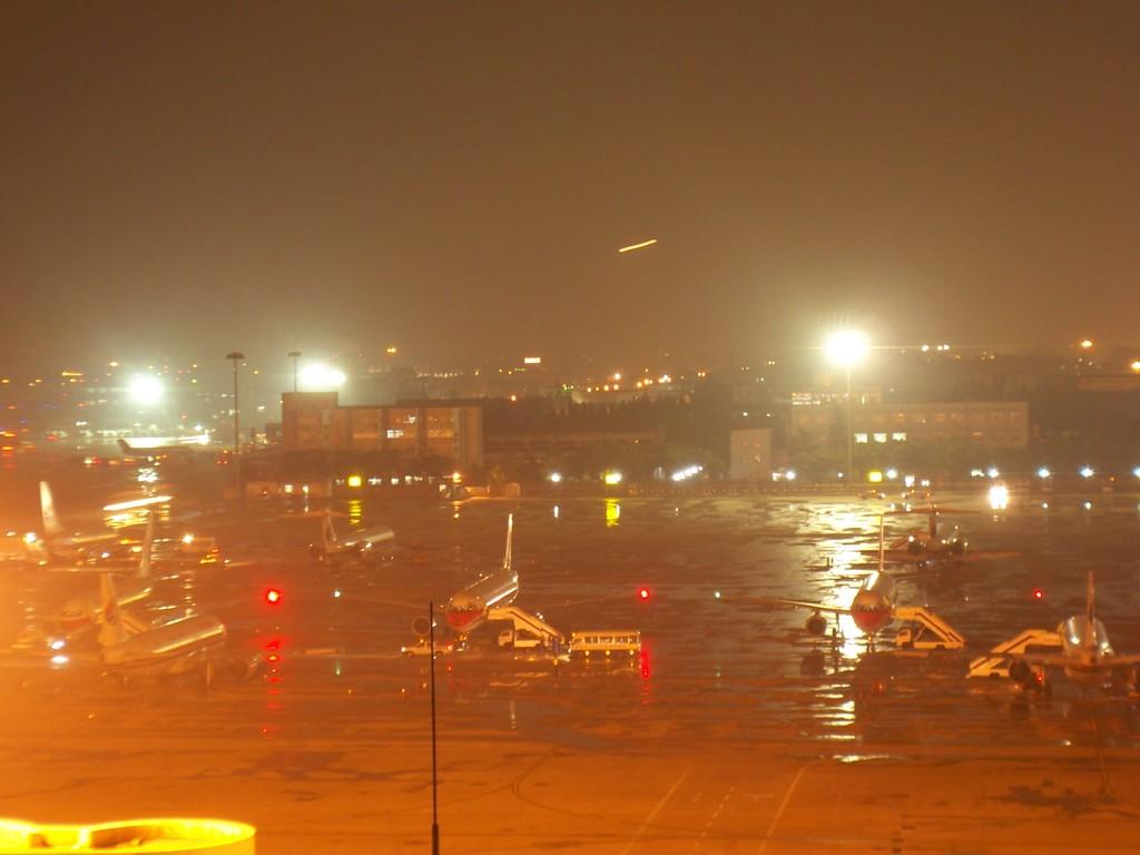 hongqiao airport_shanghai