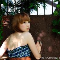 NIKON NIKON D90で撮影した人物(DSC_8142)の写真(画像)