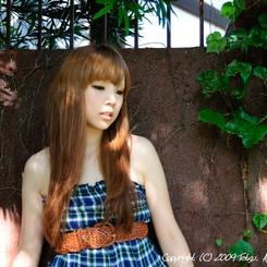 NIKON NIKON D90で撮影した人物(DSC_8155)の写真(画像)
