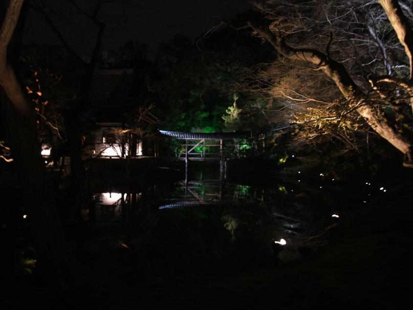 幻想の臥龍池