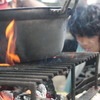 カレー作り