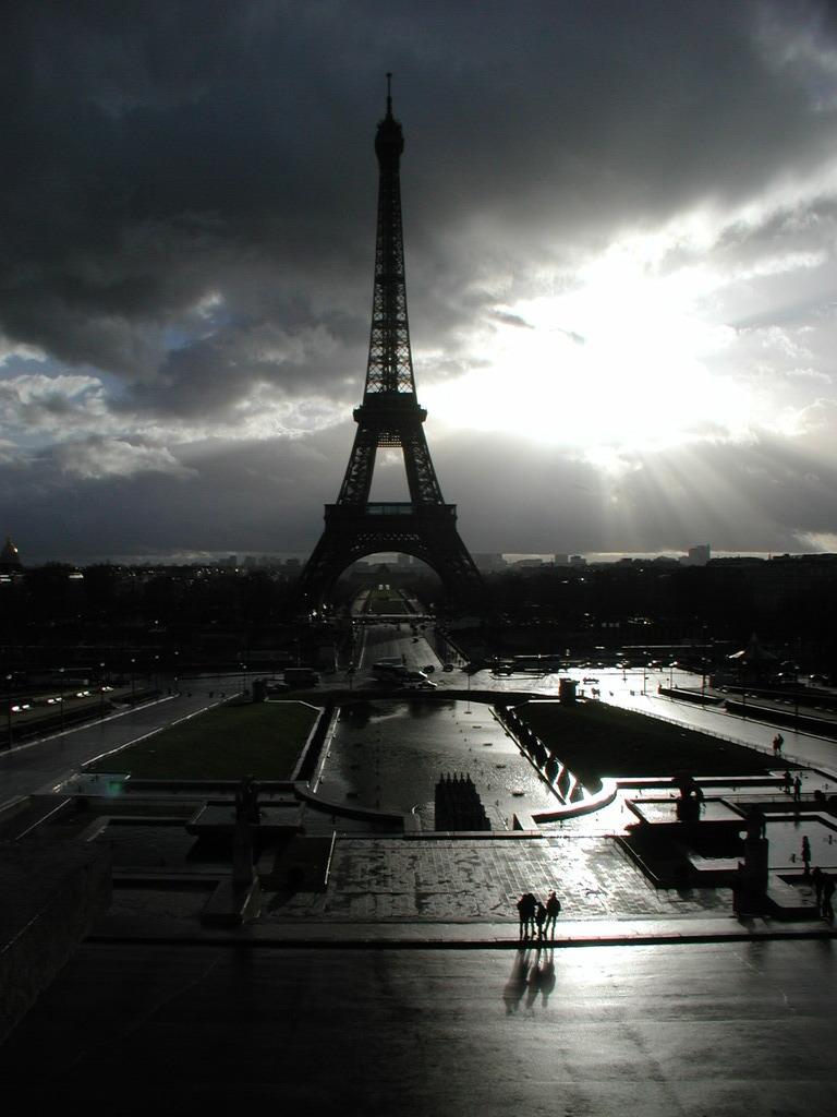 フランスの夜明け
