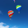 ペーパークラフト6(気球)