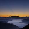 野迫川村(のせがわむら)の雲海1