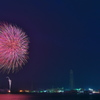 姫路みなと祭海上花火大会1