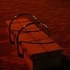 真夜中のベンチ1