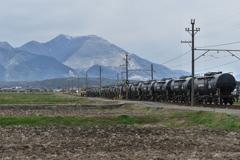 三岐鉄道三岐線(セメント貨車)