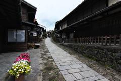 中山道馬籠宿(まごめじゅく)2