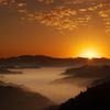 野迫川村(のせがわむら)の雲海2