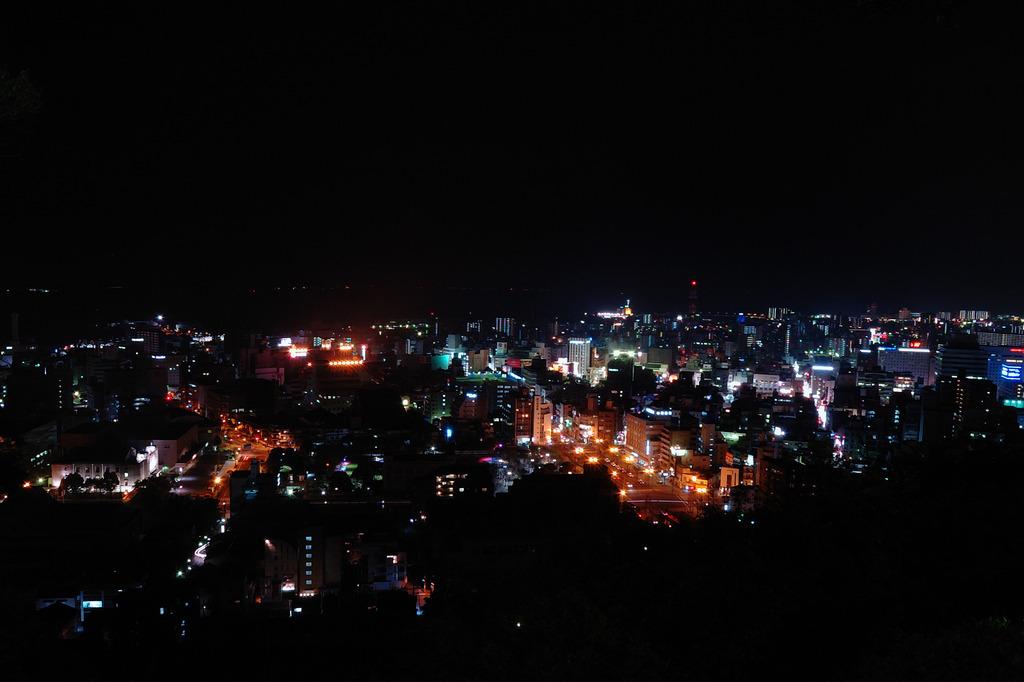 初めての夜景 1