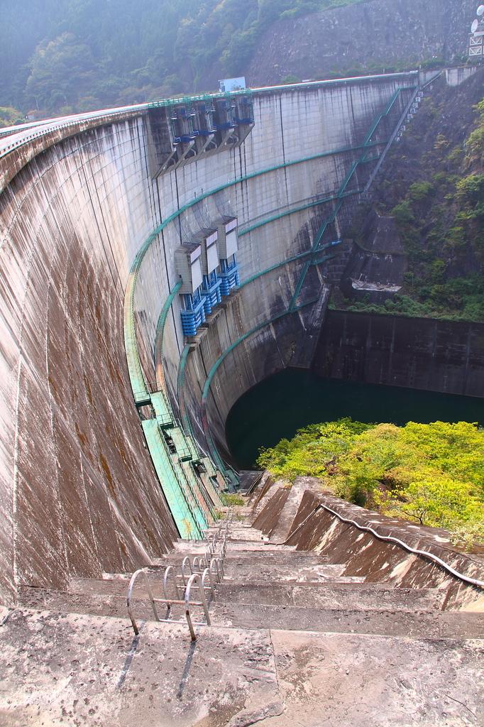矢作ダム2