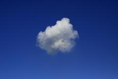 ハグレ雲…ひとり。