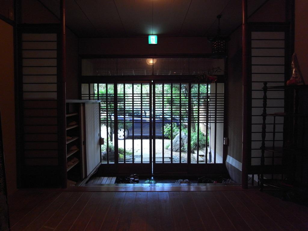 京都 祇園 町屋にて