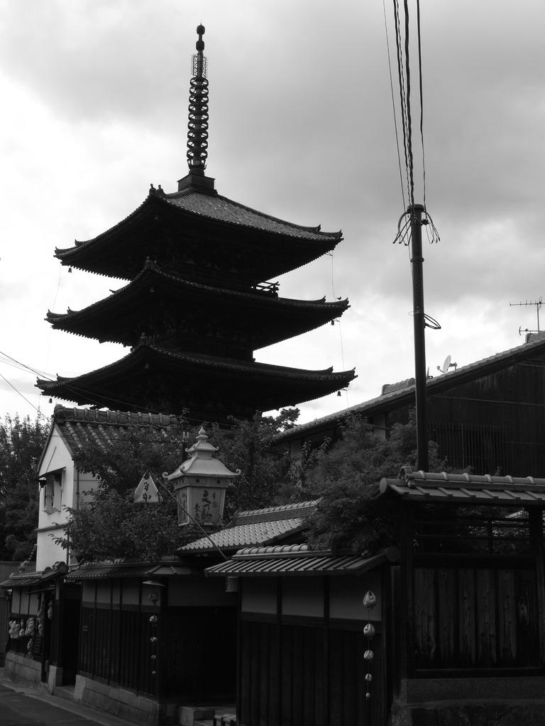 京都清水にて