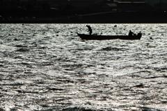 厳冬の漁 Ⅱ