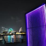 NIKON NIKON D90で撮影した風景(象の鼻公園より)の写真(画像)