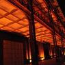 NIKON NIKON D90で撮影した建物(赤レンガ)の写真(画像)