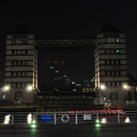 NIKON NIKON D90で撮影した建物(昔はこれでも高かった)の写真(画像)