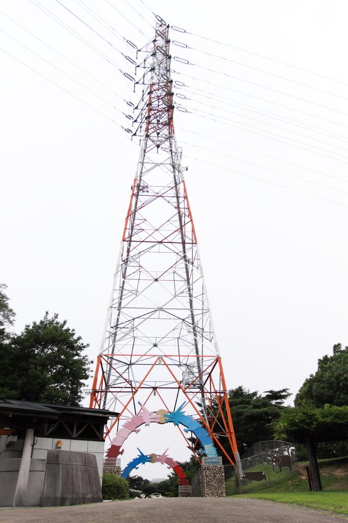 高圧鉄塔2